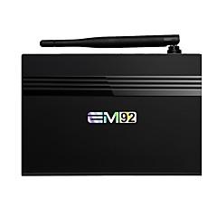 EM92 Android 6.0 TV-boks Amlogic S912 2GB RAM 16GB ROM Octa Core