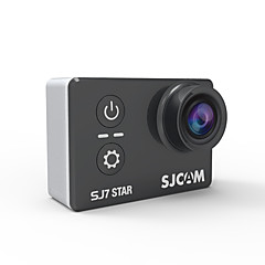cheap Sports Action Cameras-SJCAM SJ7000 16MP 2560 x 1920 1280x960 1920 x 1080 640 x 480 Multi-function WiFi G-Sensor Anti-Shock All in One Wide Angle 240fps 24fps