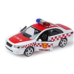 Carrinhos de Fricção Carros de brinquedo Carro de Polícia Brinquedos Pato Carro Liga de Metal Metal Peças Unisexo Rapazes Dom