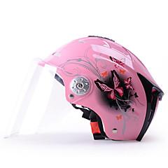 tanie Kaski i maski-YEMA Braincap Doroślu Dla obu płci Kask motocyklowy Chroniący / a przed promieniowaniem UV / Oddychający