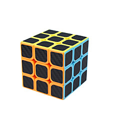 Rubikin kuutio Tasainen nopeus Cube Scrub Sticker säädettävä jousi Rubikin kuutio Neliö Lahja