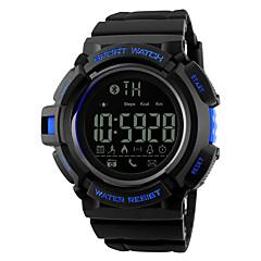 tanie Inteligentne zegarki-YYSKMEI1254 Inteligentny zegarek Android iOS Bluetooth Sport Wodoodporny Spalonych kalorii Długi czas czuwania Rejestr ćwiczeń Czasomierze Stoper Powiadamianie o połączeniu telefonicznym Rejestrator