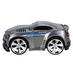 billige Fjernstyrte biler-Radiostyrt Bil 2.4G Bil Høyhastighet 4WD Driftbil Vogn 1:28 Børste Elektrisk KM / H Fjernkontroll Oppladbar Elektrisk