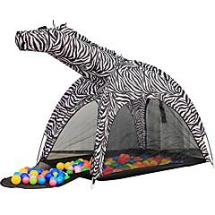 בית משחק משחק אוהלים & מנהרות צעצועים בית סוס זברה לילדים בגדי ריקוד ילדים חתיכות