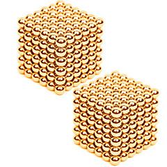 Jouets Aimantés 432 Pièces 3MM Magnetic Balls 2*216PCS Same Color Balls,2 Color Choose,Diameter 3 MM Soulage le Stress Kit de Bricolage