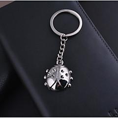 Alumínium ötvözet Kulcstartó kedvezmények Darab / Set Személyre szabott Ezüst