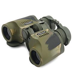 お買い得  双眼鏡&望遠鏡-7X32mm 双眼鏡 高解像度 折りたたみ式 ポータブル フィールドスコープ 軍隊 ポロプリズム 屋根のプリズム 携帯用ケース ジェネリック ミリタリー Fogproof 耐候性 軍隊 バードウォッチング ハンティング 一般用途向け BAK4 全面マルチコーティング