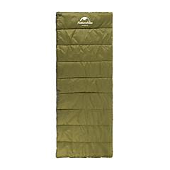 Saco de dormir Retangular 5°C Manter Quente Portátil 190X75 Campismo Solteiro (L150 cm x C200 cm)