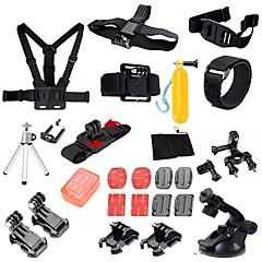 tanie Akcesoria do GoPro-Action Camera / Kamery sportowe Statyw Wielofunkcyjny Składany/a 3D Wszystko w Jednym Wygodny Dla Action Camera Gopro 6 Wszystko Xiaomi