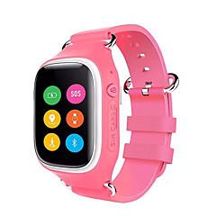 tanie Inteligentne zegarki-Zegarki dziecięce YYA6 na Android iOS 2G Wi-Fi GPS Sport Wodoodporny Długi czas czuwania Odbieranie bez użycia rąk Czasomierze Rejestrator aktywności fizycznej Budzik / Krokomierze / iPhone