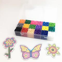 Sets zum Selbermachen Bildungsspielsachen Holzpuzzle Kunst & Malspielzeug Spielzeuge Schmetterling Blume EVA Stücke keine Angaben Kinder