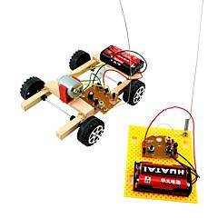 preiswerte -Spielzeug-Autos Radiokontroll Wissenschaft & Entdeckerspielsachen Rennauto Spielzeuge Zylinderförmig Fernbedienungskontrolle Heimwerken