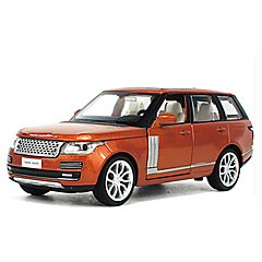 billiga Leksaker och spel-CAIPO Leksaksbilar Modellbil Ambulansbil Stadsjeep Bilar Musik & Ljus Simulering Klassisk Klassisk Unisex