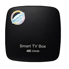 billige TV-bokser-Android 6.0 TV-boks RK3399 4GB RAM 32GB ROM Octa Core