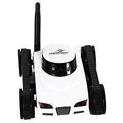Tank Racerløp 1:18 Børste Elektrisk Radiostyrt Bil Klar-Til-Bruk Tank USB-kabel Brukerhåndbok