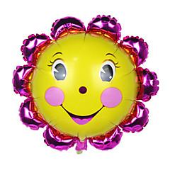 tanie Zabawki nowoczesne i żartobliwe-Balony Zabawki Okrągły Aluminium Dla obu płci Sztuk
