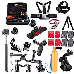 tanie Akcesoria do GoPro-Box Storage KIT Akcesoria ogólne Obuwie turystyczne Wielofunkcyjny Składany/a Odporne na wstrząsy Dla Action Camera Gopro 6 Wszystkie