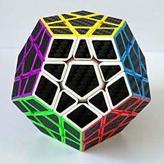 tanie Kostki Rubika-Kostka Rubika z-cube Włókno węglowe Megaminx 3*3*3 Gładka Prędkość Cube Magiczne kostki Zabawka edukacyjna Gadżety antystresowe Puzzle