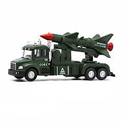 Χαμηλού Κόστους Toy Trucks & Τεχνικά Οχήματα-Στρατιωτικό όχημα Παιχνίδια φορτηγά και κατασκευαστικά οχήματα / Παιχνίδια αυτοκίνητα / Μοντέλο αυτοκινήτου 1:32 Μουσική & Φως Γιούνισεξ Παιδικά Παιχνίδια Δώρο