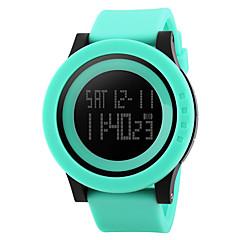 tanie Inteligentne zegarki-Inteligentny zegarek YYSKMEI1142 na Wodoszczelny / Wodoodporny / Wielofunkcyjne / Sportowy Stoper / Budzik / Chronograf / Kalendarz / Dwie strefy czasowe