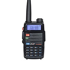 billige Walkie-talkies-TYT TYT TH-UV8R Walkie-talkie Håndholdt VOX Stemmekommando CTCSS / CDCSS LCD FM Radio 5-10 km 5-10 km 128*2 Walkie Talkie Toveis radio