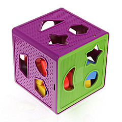 Für Geschenk Bausteine 2 bis 4 Jahre 3-6 Jahre alt Spielzeuge