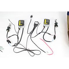 hesapli -H4 9007 9004 H13 Motorsiklet Ampul 35W W lm Kafa Lambası