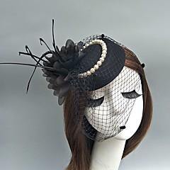 Διακοσμητικά Κεφαλής Καπέλα Βέλα κλουβιού πουλιών Headpiece