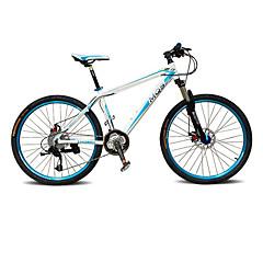 אופני הרים רכיבת אופניים 27 מהיר 700CC/26 אינץ' דיסק בלימה BB5 מזלג שיכוך שלדת סגסוגת אלומיניום שלדת זנב קשה נגד החלקה סגסוגת אלומיניום