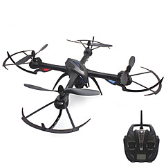 billige Fjernstyrte quadcoptere og multirotorer-RC Drone YiZHAN i8H 4ch 6 Akse 2.4G Med HD-kamera 5.0MP Fjernstyrt quadkopter En Tast For Retur / Hodeløs Modus / Med kamera Fjernstyrt