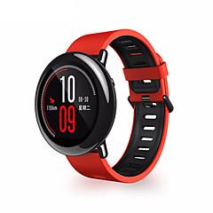 tanie Inteligentne zegarki-Inteligentny zegarek na iOS / Android Pulsometry / Odbieranie bez użycia rąk / Wodoszczelny / Wodoodporny / Wideo / Kamera Czasomierze / Rejestrator aktywności fizycznej / Rejestrator snu / Budzik