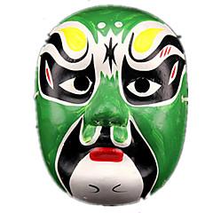 billiga Leksaker och spel-NEW Halloweenmaskar Tecknad figurmask Skräcktema Bitar Unisex Barn Vuxna Present