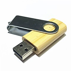 baratos Pen Drive USB-4GB unidade flash usb disco usb USB 2.0 De madeira WW3-4