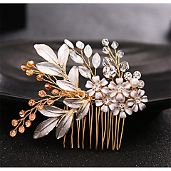 Hair Combs Headpiece Wedding Party Elegant Classical Feminine Style