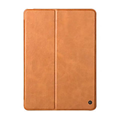 aitoa nahkaa Apple uusi iPad 2017 julkaisu 9,7 tuuman ylellisyyttä jalustasuojus läppä ihon magneettinen nukkua Smart Cover tapaus