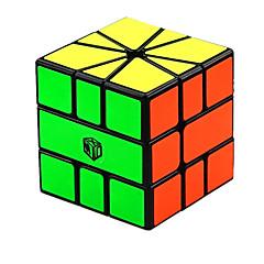 tanie Kostki Rubika-Kostka Rubika QI YI Square-1 Gładka Prędkość Cube Magiczne kostki Puzzle Cube Naklejka gładka Zawody Prezent Dla obu płci