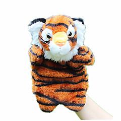 Panenky Prstová loutka Hračky Rabbit Tiger Zvířata Dítě Pieces