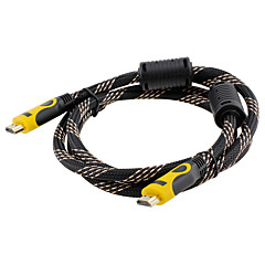 HDMI 1.4 Cable, HDMI 1.4 to HDMI 1.4 Cable Male - Male 3.0m(10Ft)