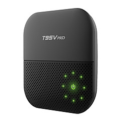 T95VPRO Android 7.1 TV Box Amlogic S912    Octa-core cortex-A53       frequency :2.0GHZ 3GB RAM 32GB ROM Octa Core