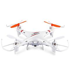 billige Fjernstyrte quadcoptere og multirotorer-RC Drone M62 4 Kanaler 6 Akse 2.4G - Fjernstyrt quadkopter Fjernstyrt Quadkopter Fjernkontroll