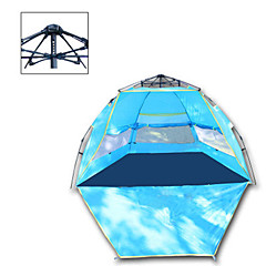 3-4 persons Beach Tent Tent Single C&ing Tent One Room Pop up tent C&ing u0026 Hiking Ultraviolet Resistant Rain-Proof Dust Proof Tent for  sc 1 st  LightInTheBox & Cheap Tents Canopies u0026 Shelters Online | Tents Canopies ...