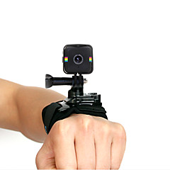 tanie Kamery sportowe i akcesoria GoPro-Opaska na nadgarstek Odporne na czynniki zewnętrzne Non-Slip Odporne na zarysowania Anti-Wear 3D Dla Action Camera Polaroid Cube