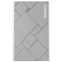 Lenovo f360s silbermetall usb3.0 super speed 1tb 2.5 inch schlanke körper mobile festplatte