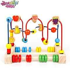 Hrajeme si na... Stavební bloky Hračky Kulatý Pieces Dětské Batole Dárek
