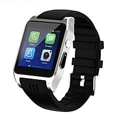 tanie Inteligentne zegarki-Inteligentny zegarek YYX86 na Android iOS 3G 2G Sport Wodoodporny Pulsometry Ekran dotykowy Spalonych kalorii Pulsometr Stoper Krokomierz Rejestrator aktywności fizycznej / Długi czas czuwania