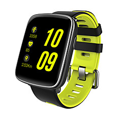 cheap -Smart Watch Touch Screen Heart Rate Monitor Water Resistant / Water Proof Calories Burned Pedometers Exercise Record Information