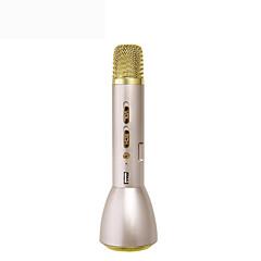Kablosuz bluetooth hoparlörler Karaoke Mikrofonu Bluetooth