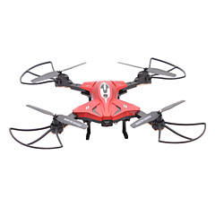 billige Fjernstyrte quadcoptere og multirotorer-RC Drone Skytech TK110HW 4 Kanal 2.4G Med HD-kamera 0.3MP 0.3 Fjernstyrt quadkopter LED Lys En Tast For Retur Fjernstyrt Quadkopter