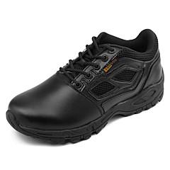 JR-646 נעלי טיולי הרים נעלי יומיום נעלי הרים נעלי ציד נעליים לאופני הרים בגדי ריקוד גבריםשמור על חום הגוף מוגן מגשם נושם רך נגד החלקה יום