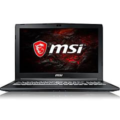 msiのゲームのラップトップ17.3インチのIntel i7-7700hq 8gb ddr4 128gb ssd 1tb hdd windows10 gtx1050ti 4gb gl72m 7rex-817cn
